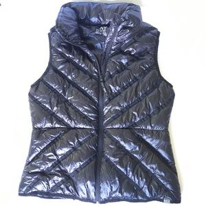 Marc New York puffer vest Black Large